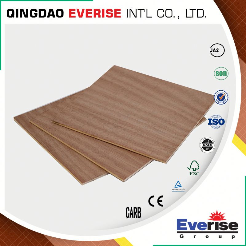 Best Quality And Low Price 18mm Packing Grade Red Oak Plywood