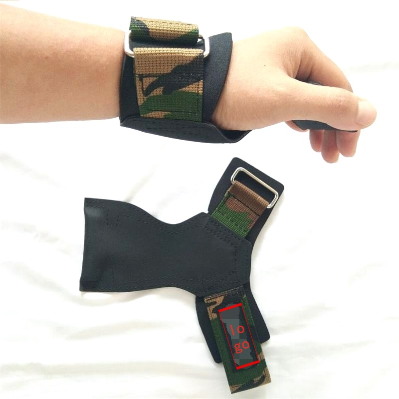 Factory price <strong>weight</strong> lifting gym hand grips, palm rubber pad,<strong>weight</strong> lifting wrist straps