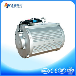 13.5KW high speed low noise ac synchronous motor ac motor speed controller