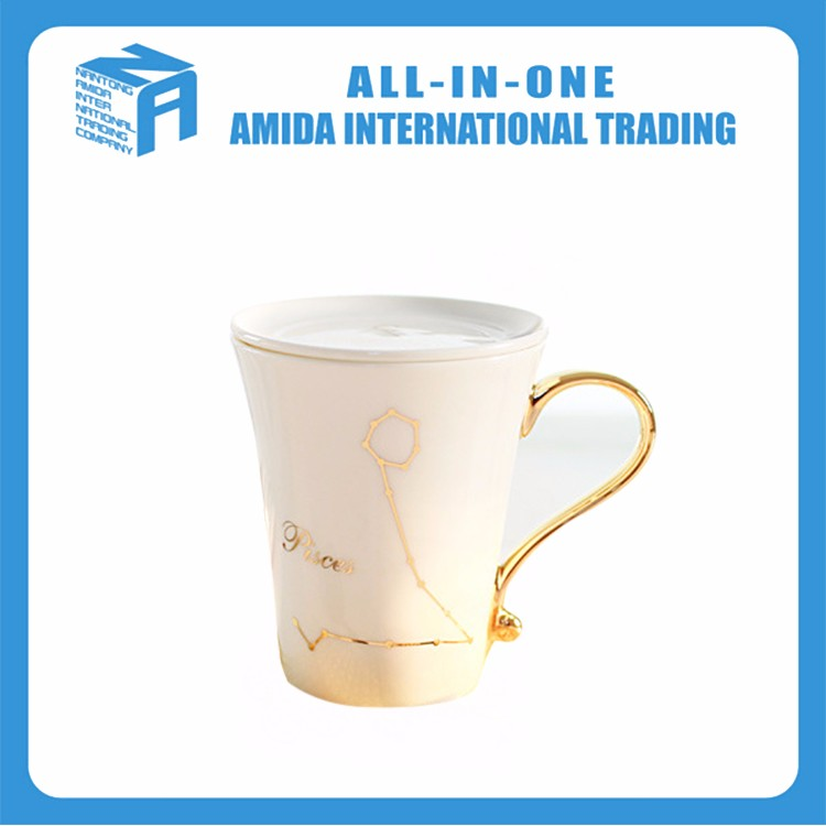2017 Newest Promotional Coffee Mug Spoon In Handle