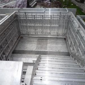 shear wall roof self climbing panel formwork for sale