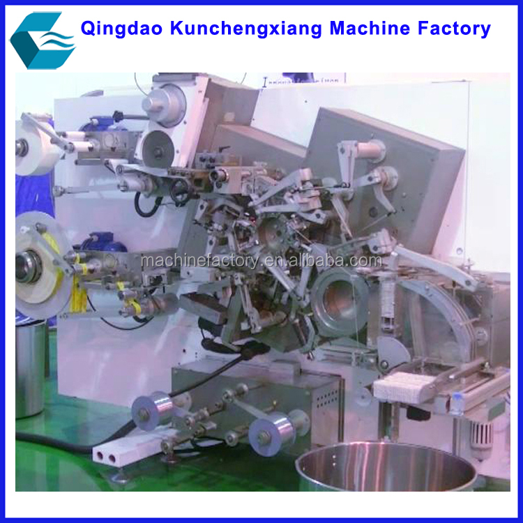 Automatic Filter paper teabag Double chamber packing machine