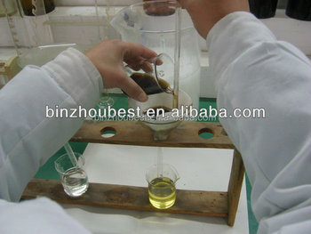 Activated Clay Oil Filter For Used Engine Oil Regeneration