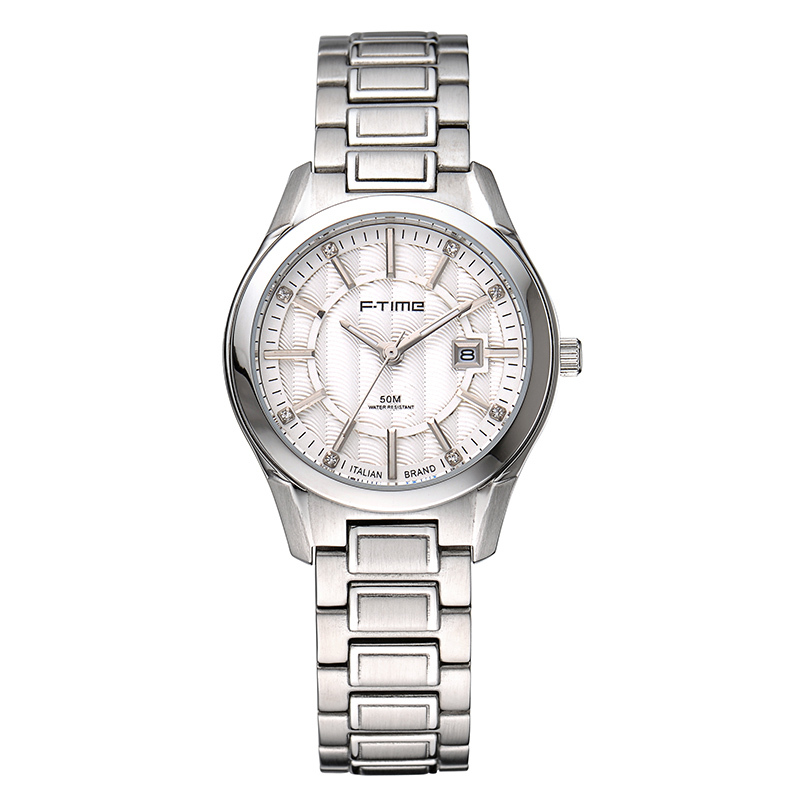 Ftime watch Italian Quartz watch women luxury brand sport