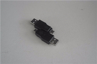 Micro 5pin Male Plug To USB 2.O male OTG Adapter Connector