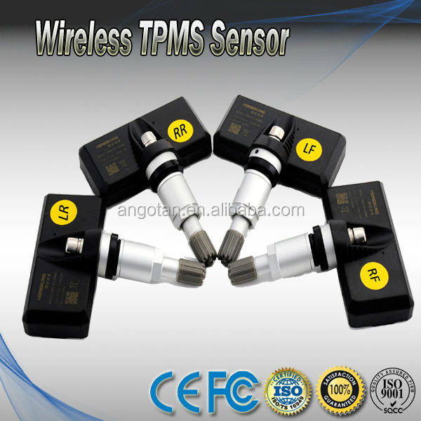 Hot Selling Safety Motorcycle Tpms Tire Pressure Monitoring System