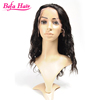 2013 Hot Selling New Arrival 100% half lace wig brazilian hair