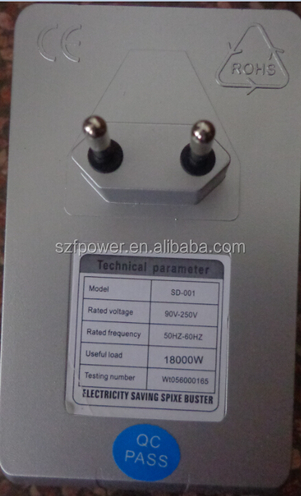 100pcs for a parcel <strong>electricity</strong> box saver EU Plug