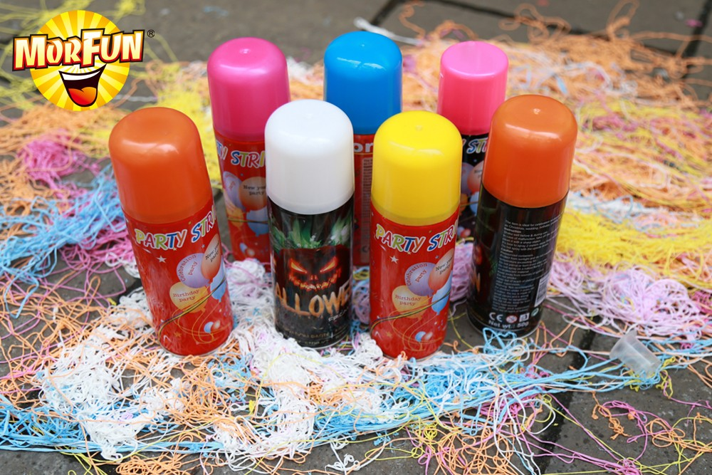 New Zealand Best Selling Birthday Party Decorations Items Spray