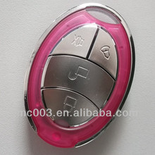Wireless Remote Control HCS301 with Pink Cover
