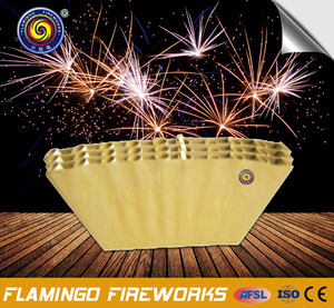 "2016 new coming 1.5"" 40S Water Cakes wholesale fireworks"