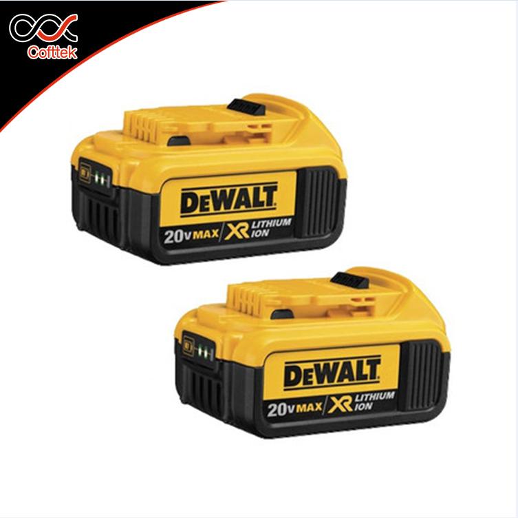 Dewalt Dcb200 20v 20volt Max Xr 4.0 Ah Lithium Ion Battery Packs Dewalt 20v Max - Buy Dewalt 20v ...