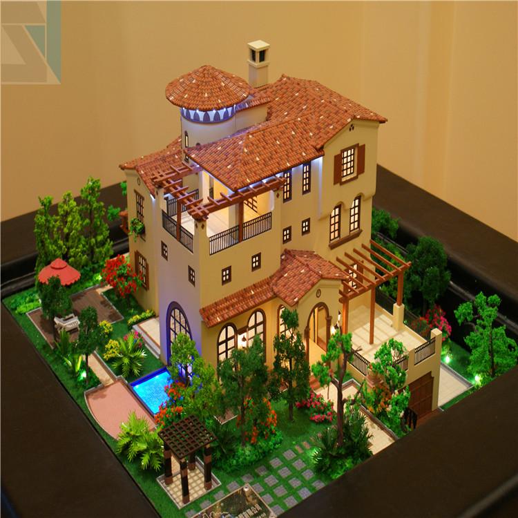 Model house builder