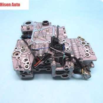TR690 Lineartronic CVT Transmission Valve Body & Solenoids, View for LEGACY  Valve Body, Hisen Product Details from Guangzhou Hisen Auto Parts Co ,