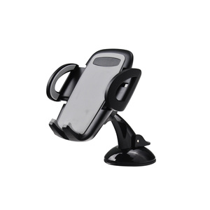 Universal Mobile Phone Holder 360 Rotation Mechanical Car Phone Holder For Smartphone GPS Bracket Stand