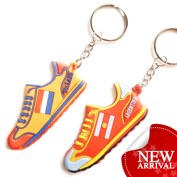 keyring soft shoe Ad mini customized pvc cheap manufacture roBtsQxhCd