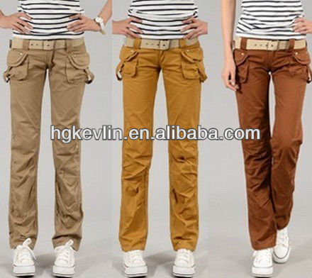 Cheap Cargo Pants Women, Cheap Cargo Pants Women Suppliers and ...