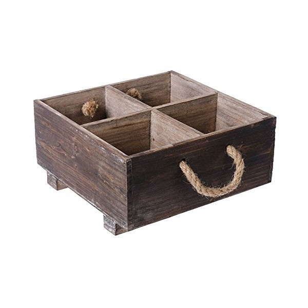 Home decorative craft mini wooden crates wholesale