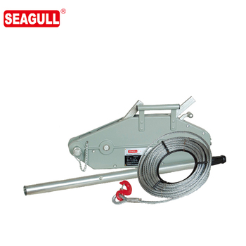 Znl Mini Wire Rope Pulling Hoist,Tirfor Hand Winch Small - Buy ...