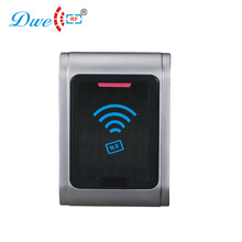 Access control high frequency passive rfid wristband tag reader for outdoor use