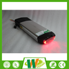 Low price dual channel 36v 10.4ah electric bike li ion battery of Good Seals