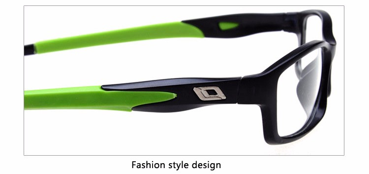 090a288088a2 2019 Wholesale New Fashion Silicone Sport Glasses Men Women Optical ...