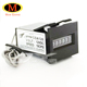 high quality Made in Taiwan ( 6 Digits ) - 2 Cassette Coin meter