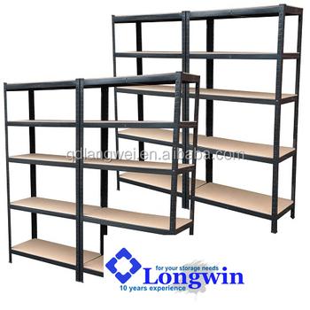5 Tier Wire Shelving | 5 Tier Wire Shelving Black Adjustable Steel Metal Rack Commercial