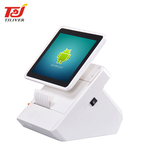 Hot sell 9.7 inch android pos and touch screen pos system for pos machine market
