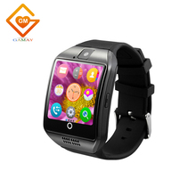 New Android Smart Wrist Wrist Watches Men Q18 Smart Watch