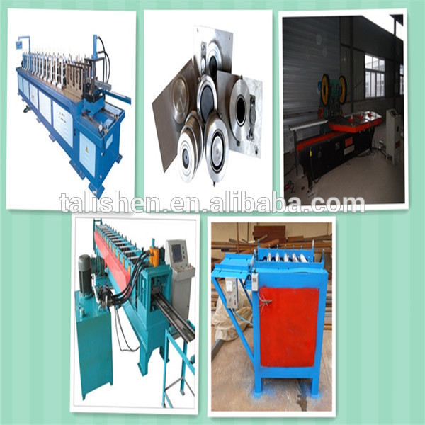 Solar Water Heater Bracket Producing Machine