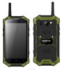 Hot sale IP68 explosion-proof rugged waterproof cell phone With Waikie-Talkie GPS NFC