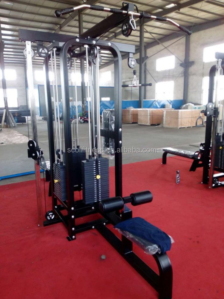 Professional Multi Station Gym / Commercial Professional Fitness Equipment /Commercial Gym Equipment /