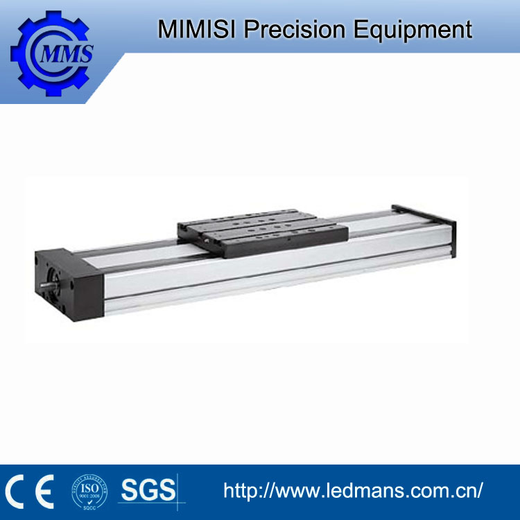 MMS guide rail - dual rail linear guide- inner-shafted belt-drived type