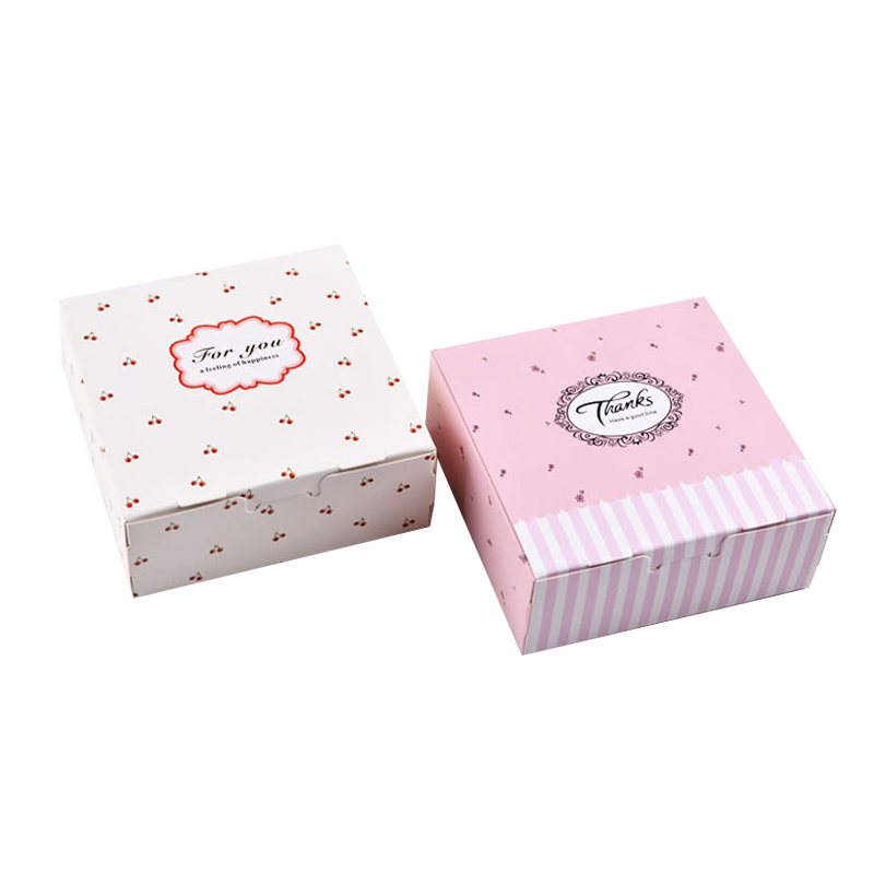 Custom Ivory Paper Printing Flat Shipped Tuck Box Soap Bar Packaging