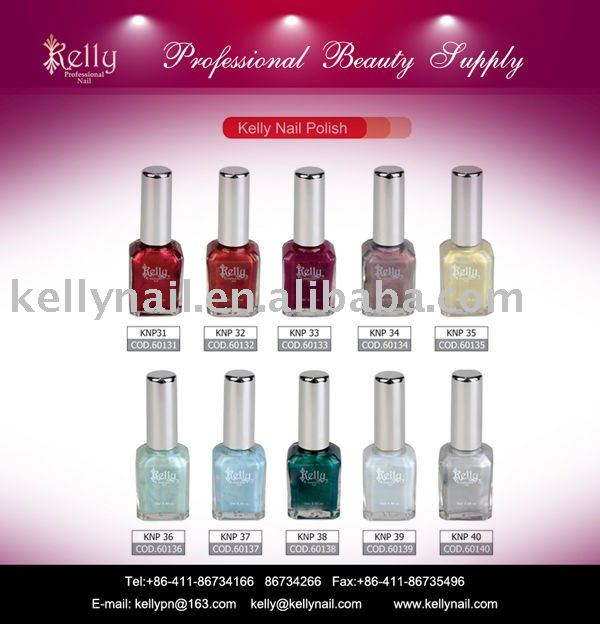 french nail polish