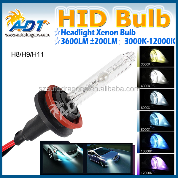 H15-2 (Hi/Lo xenon+halogen 60W/15W) HID Xenon light H7 H4 H1 H3 H8 H9 H10 9004 9005 9006 9007 H27 H11 xenon hid light Headlight