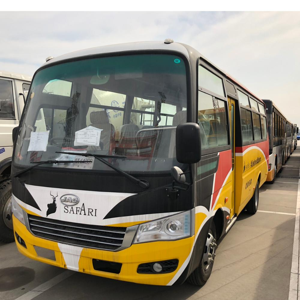 Tour Bus For Sale >> Jac 15 25 Seater Mini Bus Small Tour Bus For Sale Buy Mini Bus City Bus Bus For Sale Product On Alibaba Com