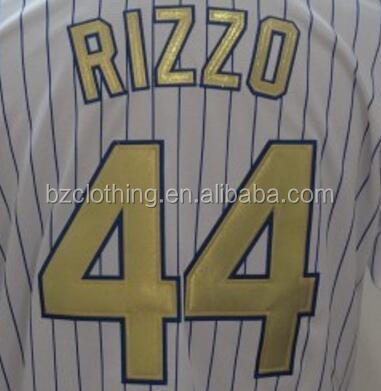 best sneakers cb2de b2991 50% off cubs 44 anthony rizzo white 1909 turn back the clock ...