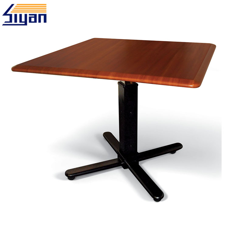 Custom Mdf Wooden Restaurant Table Tops Tables Top Product On Alibaba