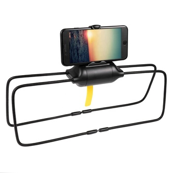 Flexible universal Lazy Spider Legs Bed Stand Gooseneck Tablet Holder Mount for iPhone XS Max for Samsung Tablets