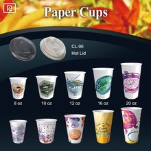 K-KA-P 20oz disposable double wall paper cup