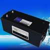 High capacity Maintenance free car battery 12V 220 AH