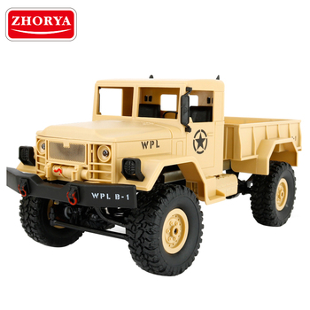 Zhorya newest toy for 2018 4x4 climbing rc car with front lights