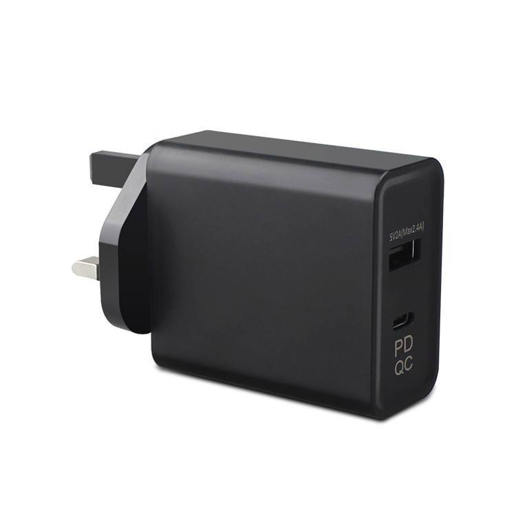 2018 heißer verkauf power adapter drahtlose 2.4A USB USB-C smart IC Typ C adapter universal power