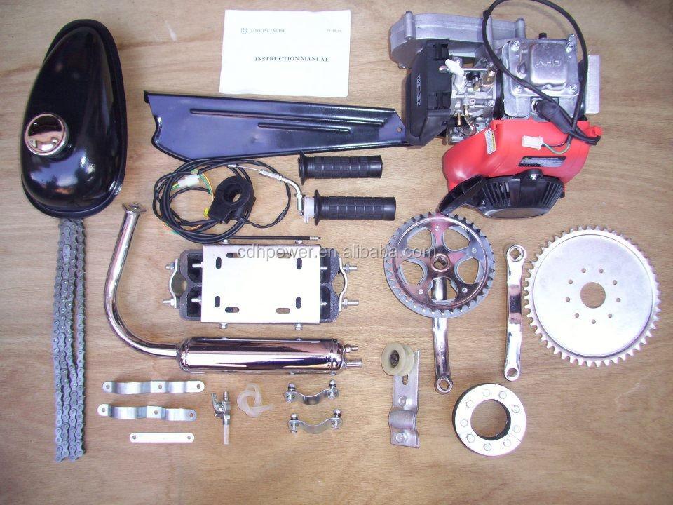 4 Stroke Bicycle Engine Kits Diesel/bicycle Engine Kit/moped Engine - Buy  Bicycle Gas Engine Kit,Bicycle Engine Kit,Moped Engine Product on