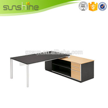 Wholesale Modern L Shaped Executive Office Desk Sale