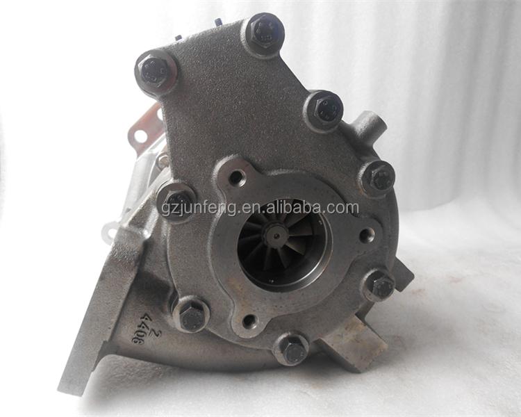 Spare Engine Parts Viet Turbo For Isuzu Nqr 75l Engine 4hk1-e2n ...