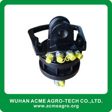 Good Quality hydraulic log grapple rotator for excavator