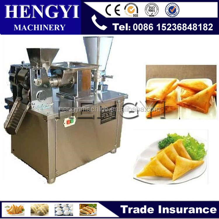 Higher performance packaging spring roll/electric dumpling steamer